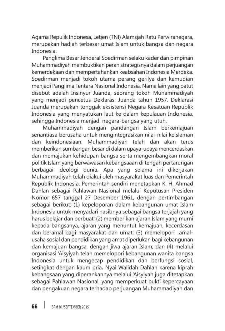 Agama Repulik Indonesa, Letjen (TNI) Alamsjah Ratu Perwiranegara,