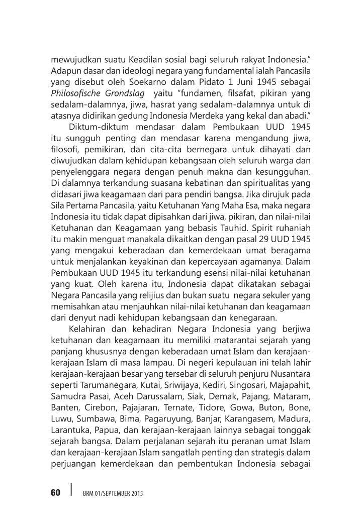 "mewujudkan suatu Keadilan sosial bagi seluruh rakyat Indonesia."""