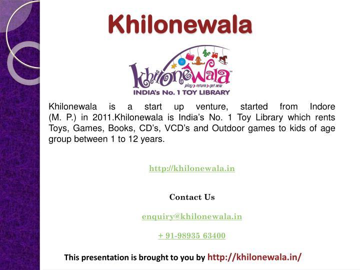 Khilonewala