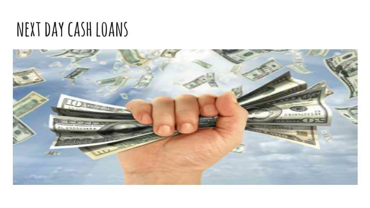 next day cash loans