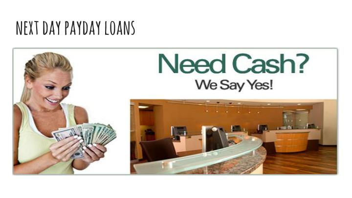 next day payday loans