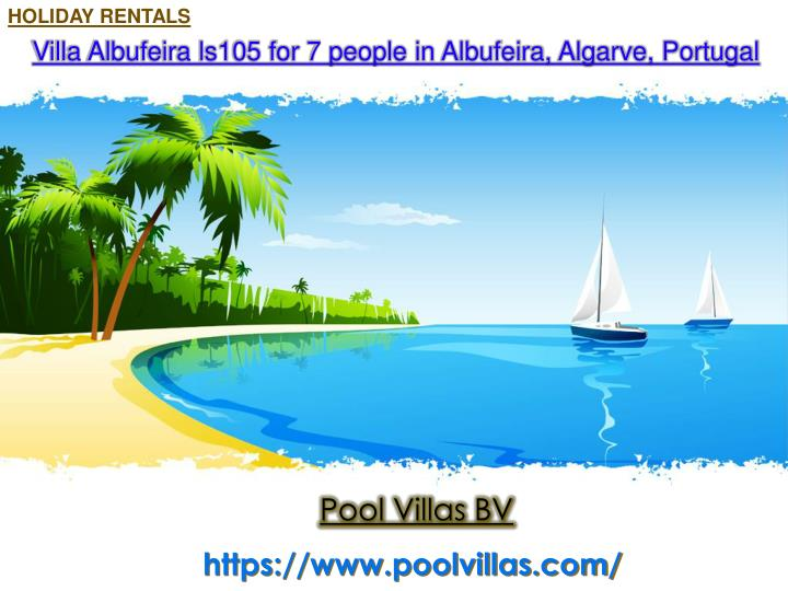 Https www poolvillas com