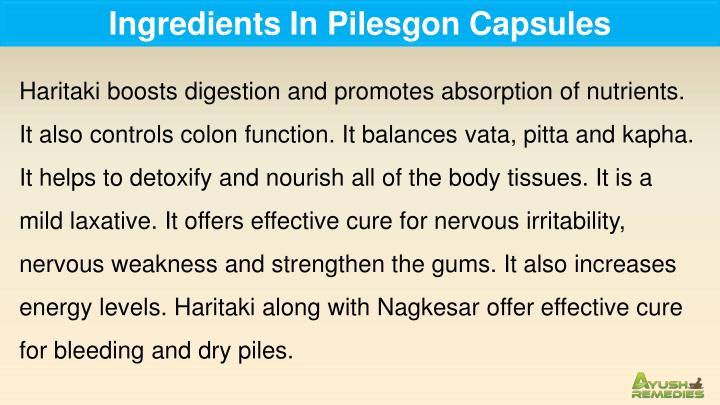 Ingredients In