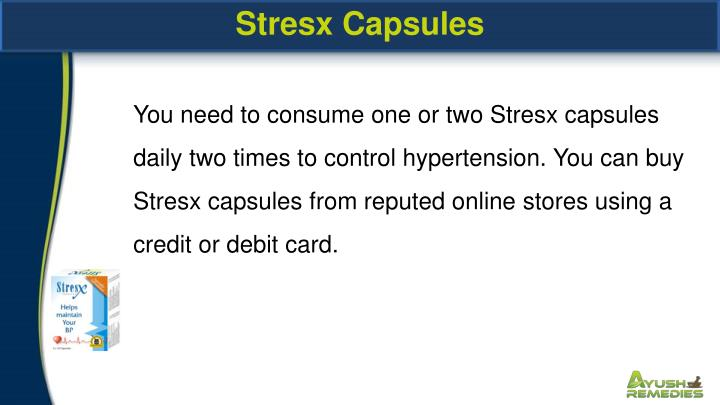 Stresx