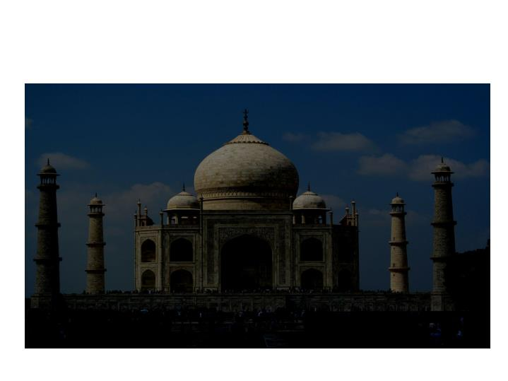 Importants facts about taj mahal