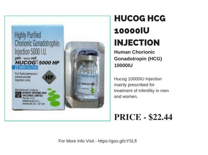 HUCOG HCG