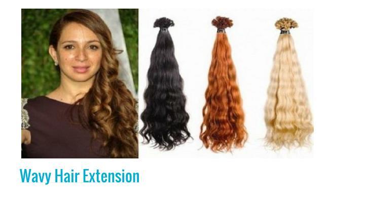 Wavy Hair Extension