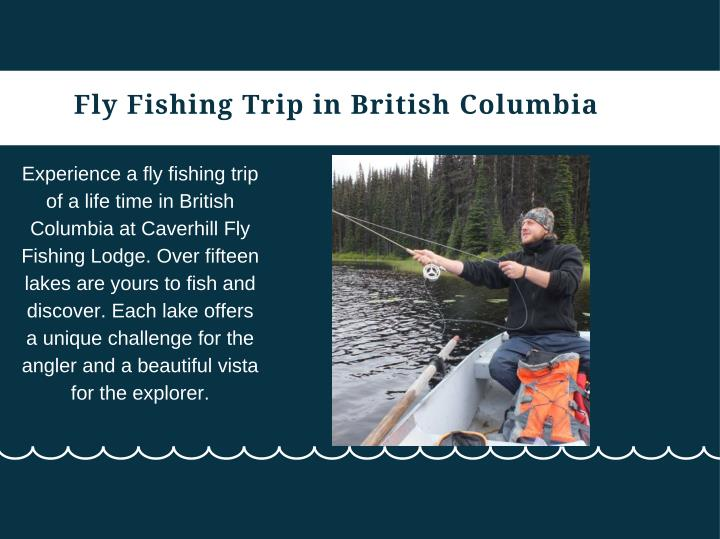 Fly Fishing Trip in British Columbia
