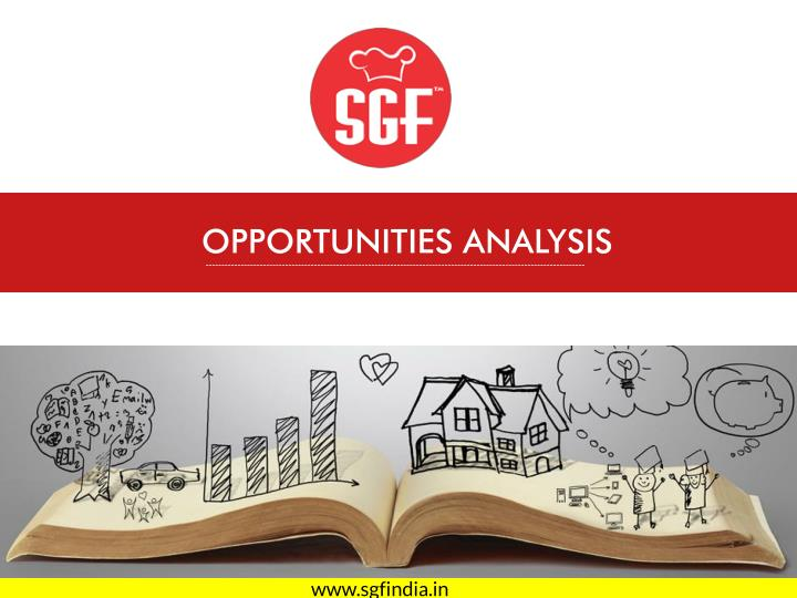 OPPORTUNITIES ANALYSIS