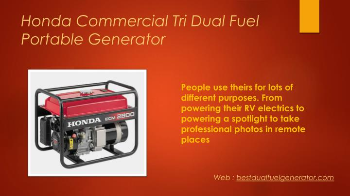 Honda Commercial Tri