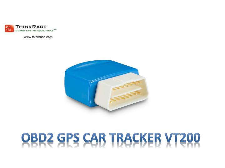 Obd2 gps car tracker vt200