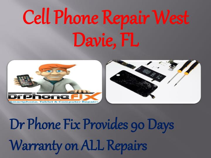 Cell phone repair west davie fl