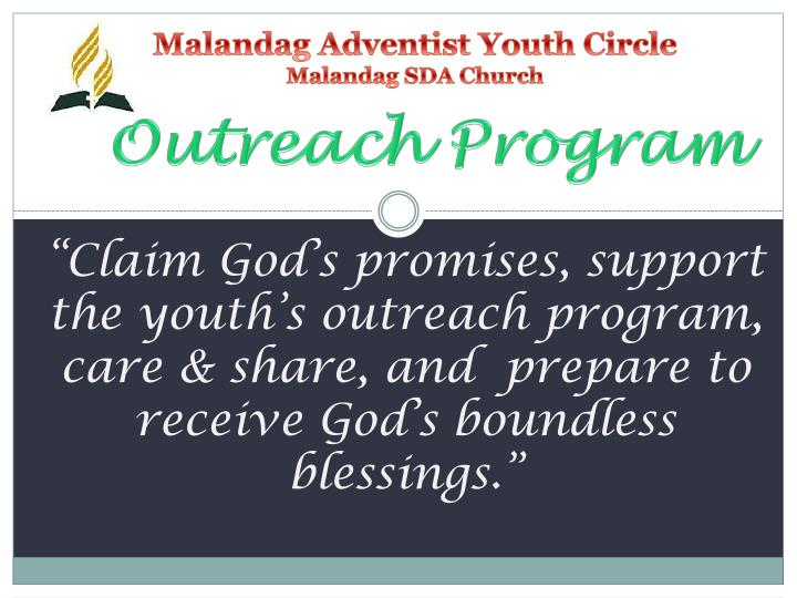 Malandag Adventist Youth Circle