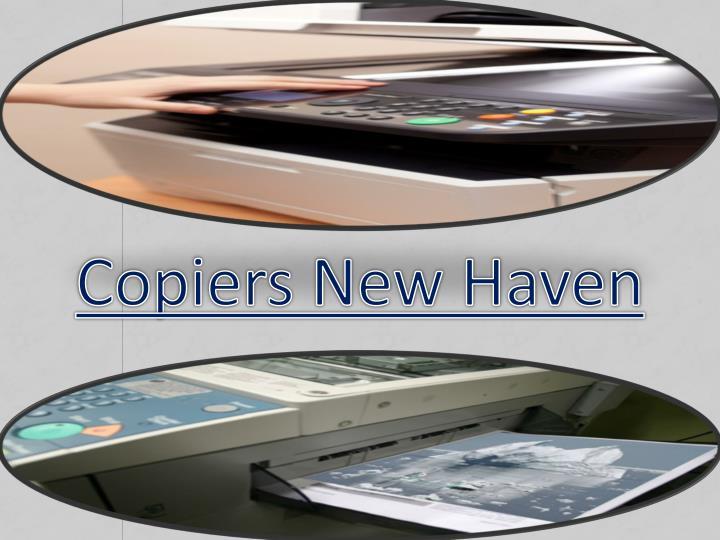 Copiers New Haven