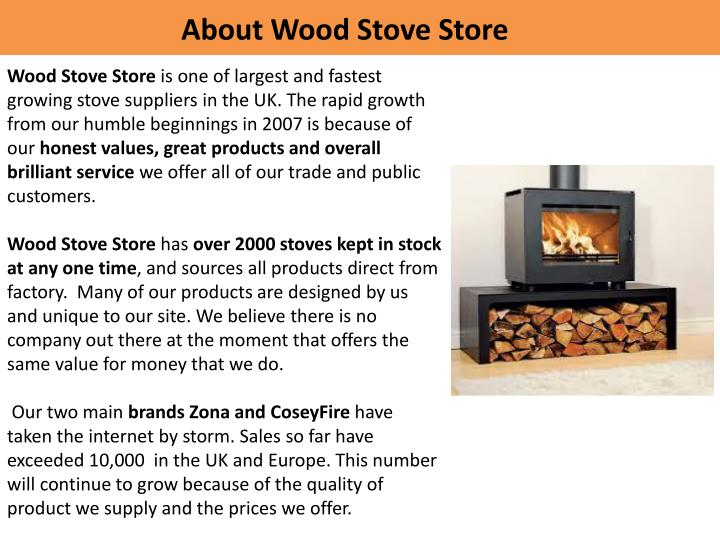 About Wood Stove Store