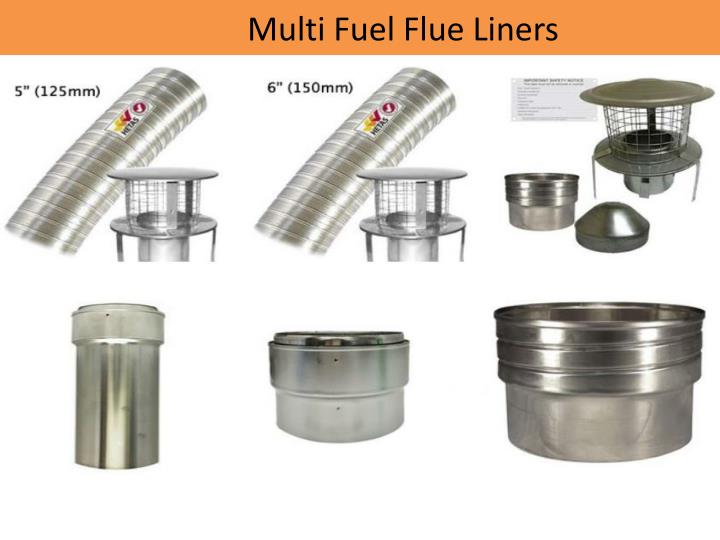 Multi Fuel Flue Liners