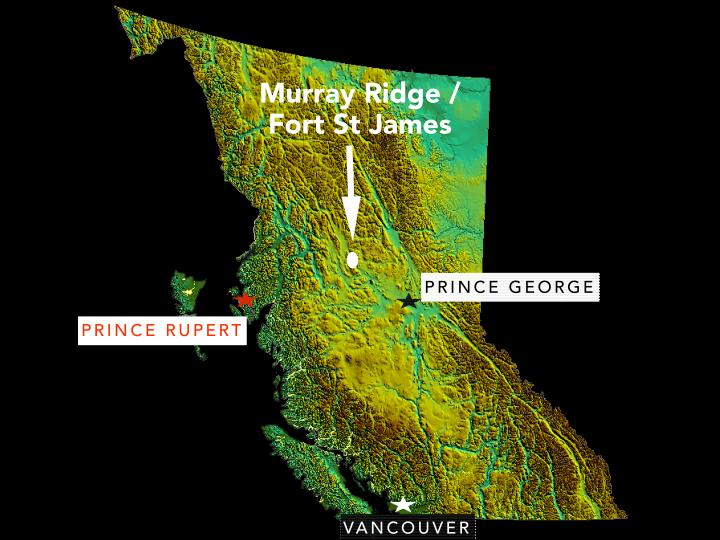 Murray Ridge /