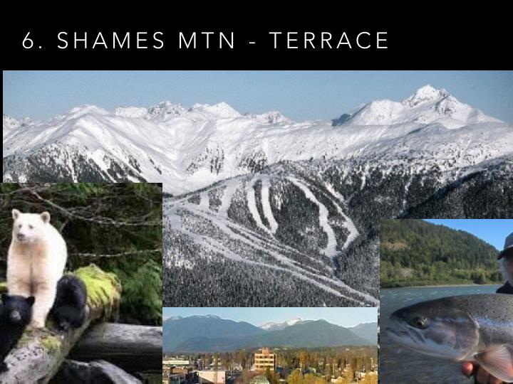 6. SHAMES MTN - TERRACE