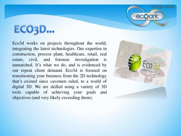 ECO3D...