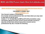 bshs 408 edu future starts here bshs408edu com9