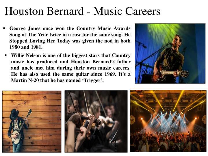 Houston Bernard - M