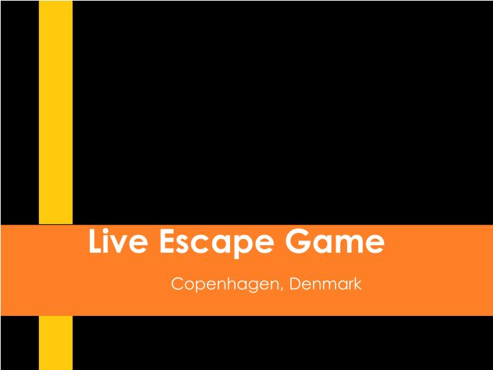 Mystery play escape game live mysteriespil clockedin