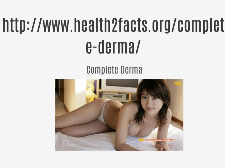 Http://www.health2facts.org/complet
