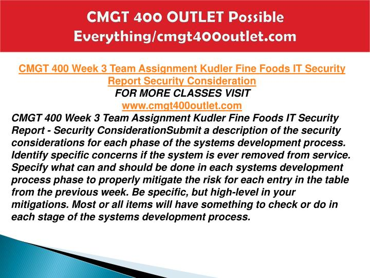 CMGT 400 OUTLET Possible Everything/cmgt400outlet.com