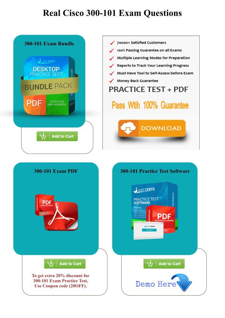 RealCisco300101ExamQuestions