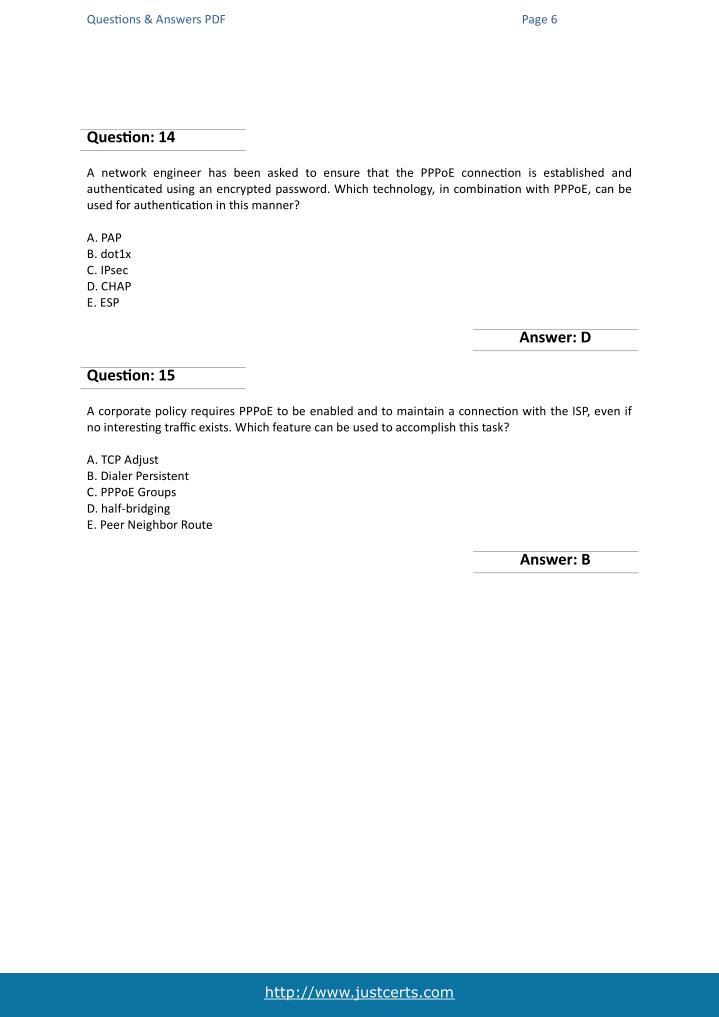 Questios & Aoswers PDF