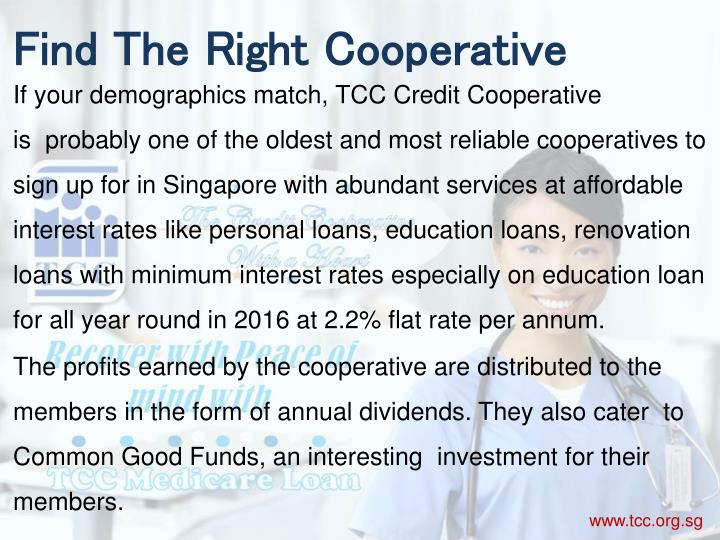 Find The Right Cooperative