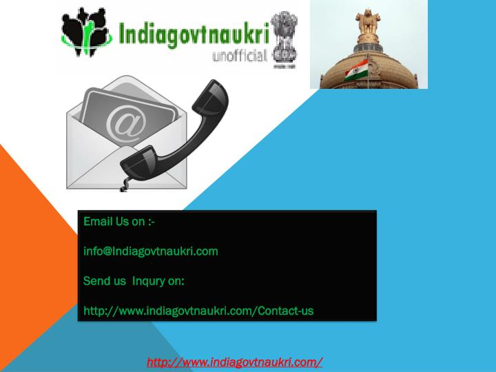 Email Us on :-