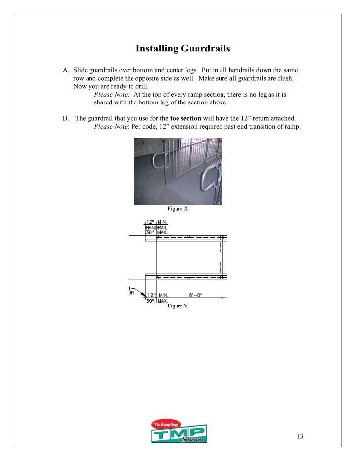Installing Guardrails