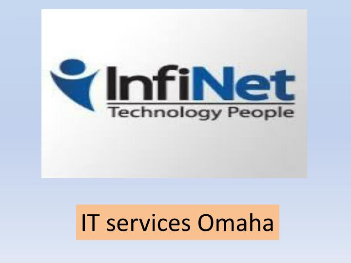 IT services Omaha