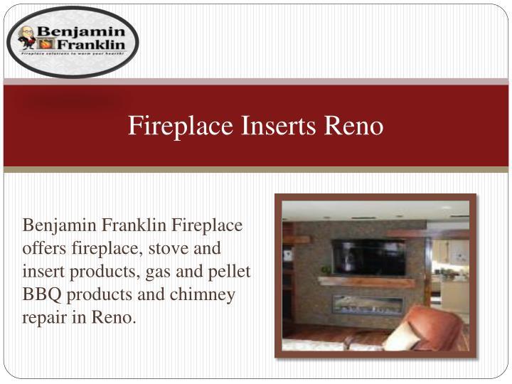 Fireplace Inserts Reno