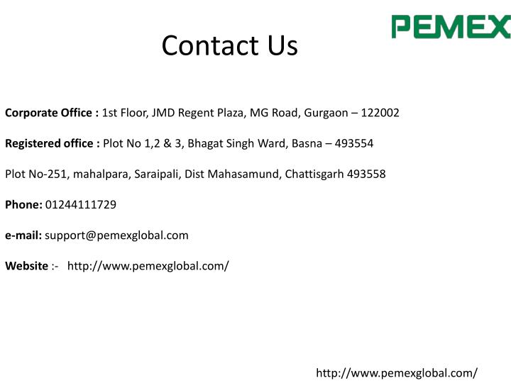 Contact Us