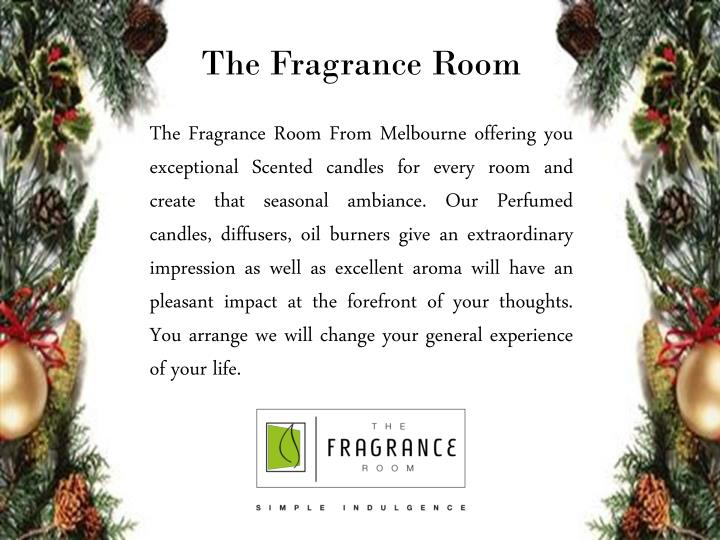 The fragrance room1