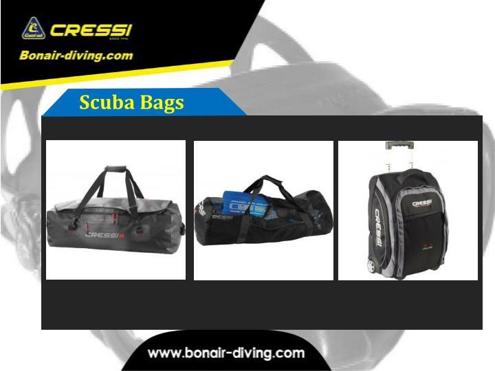 Scuba Bags