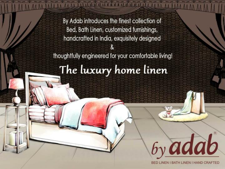 By adab online store bed bath linen