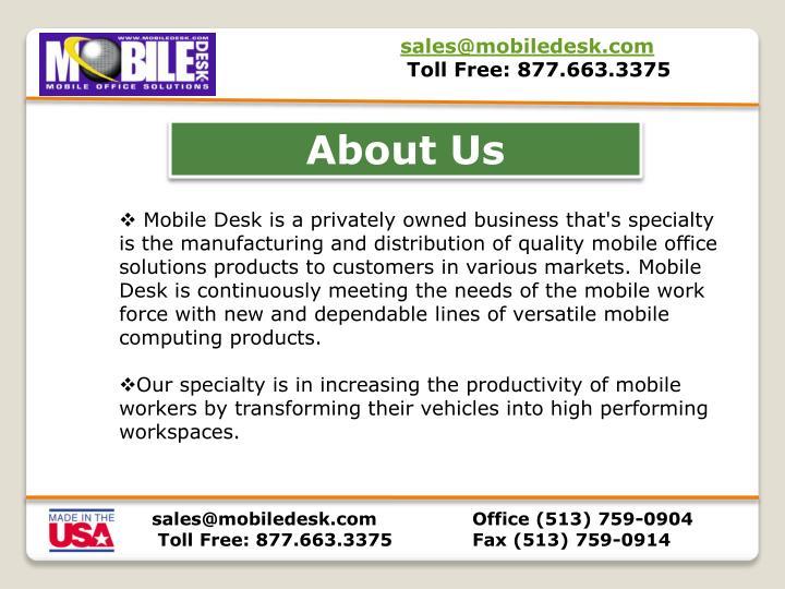 sales@mobiledesk.com