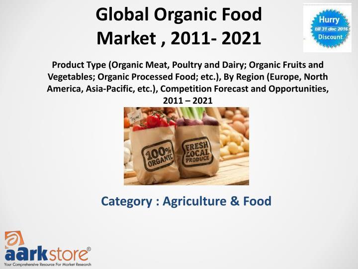Global Organic Food