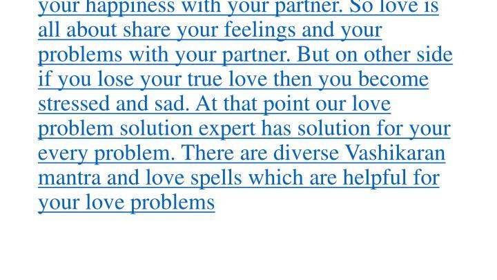 Love problem solution buy vashikaran specialist