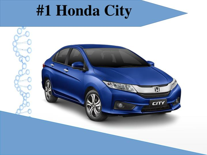#1 Honda City