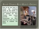 book chania best hotels online