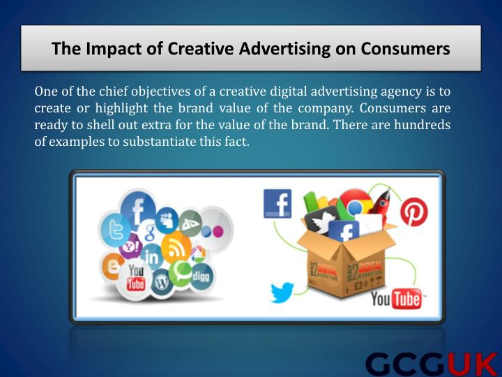 The Impact of Creative Advertising on Consumers