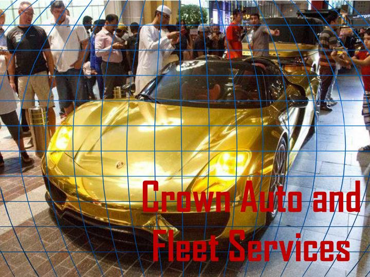 Crown Auto and Fleet Services