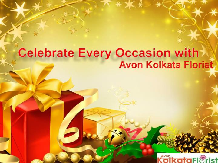 Celebrate Every Occasion with