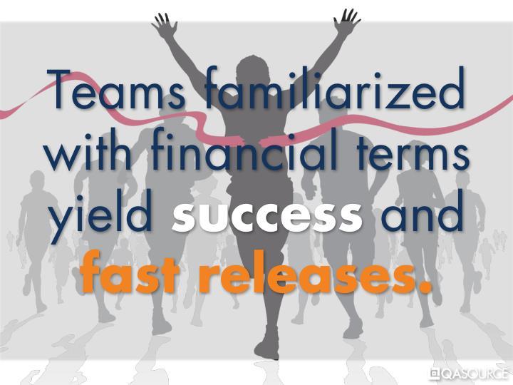 Teams familiarized