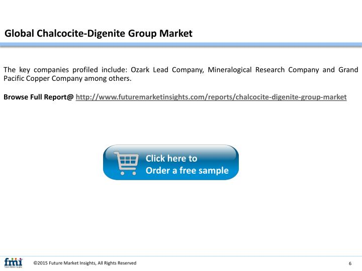 Global Chalcocite-Digenite Group Market