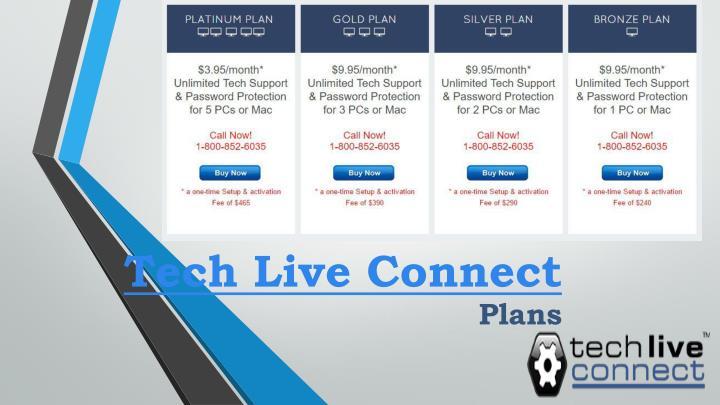 Tech Live Connect